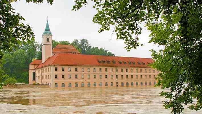 Wasserstand Kelheim Donau