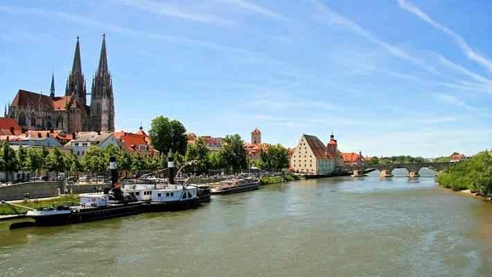 Regensburg Strudelfahrt